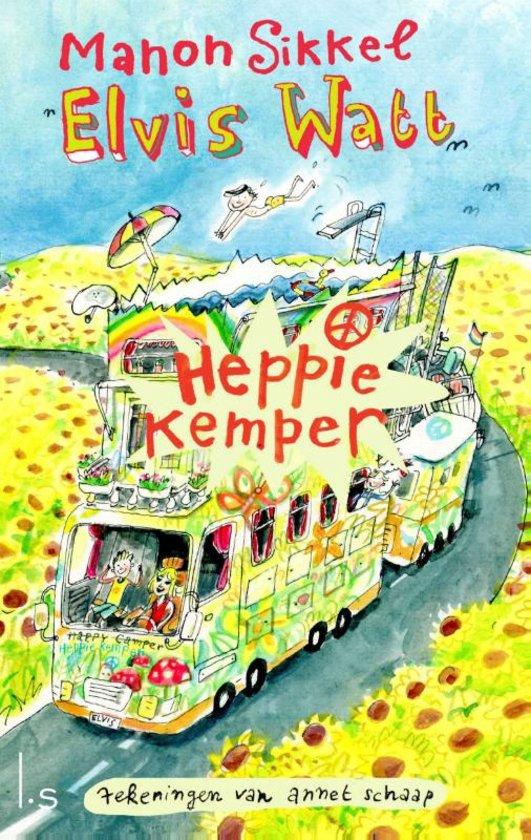 Recensie - Elvis Watt - Heppie Kemper