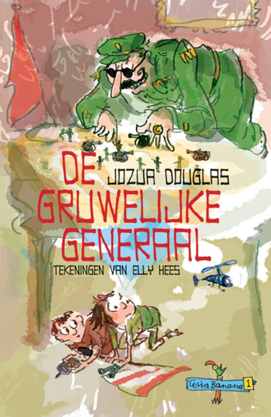 Recensie: De gruwelijke generaal