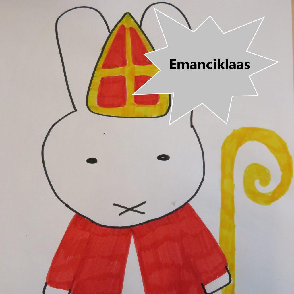 Sinterklaasknutsel - Emanciklaas