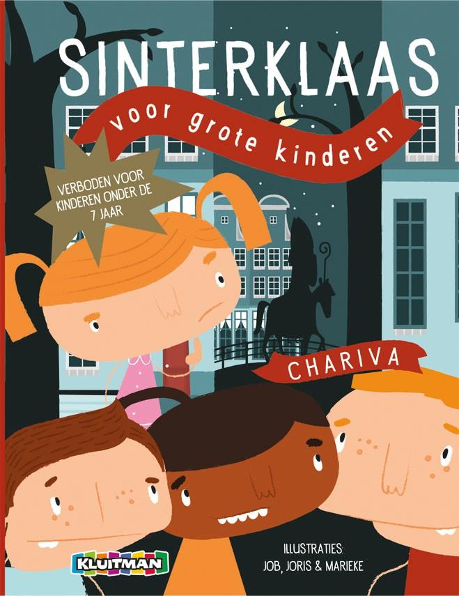 Recensie: Sinterklaas voor grote kinderen