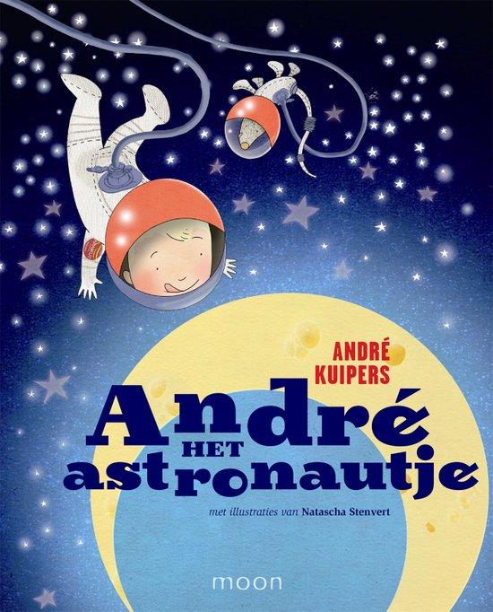 Recensie: André het astronautje.