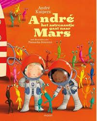 Recensie: André het astronautje gaat naar Mars
