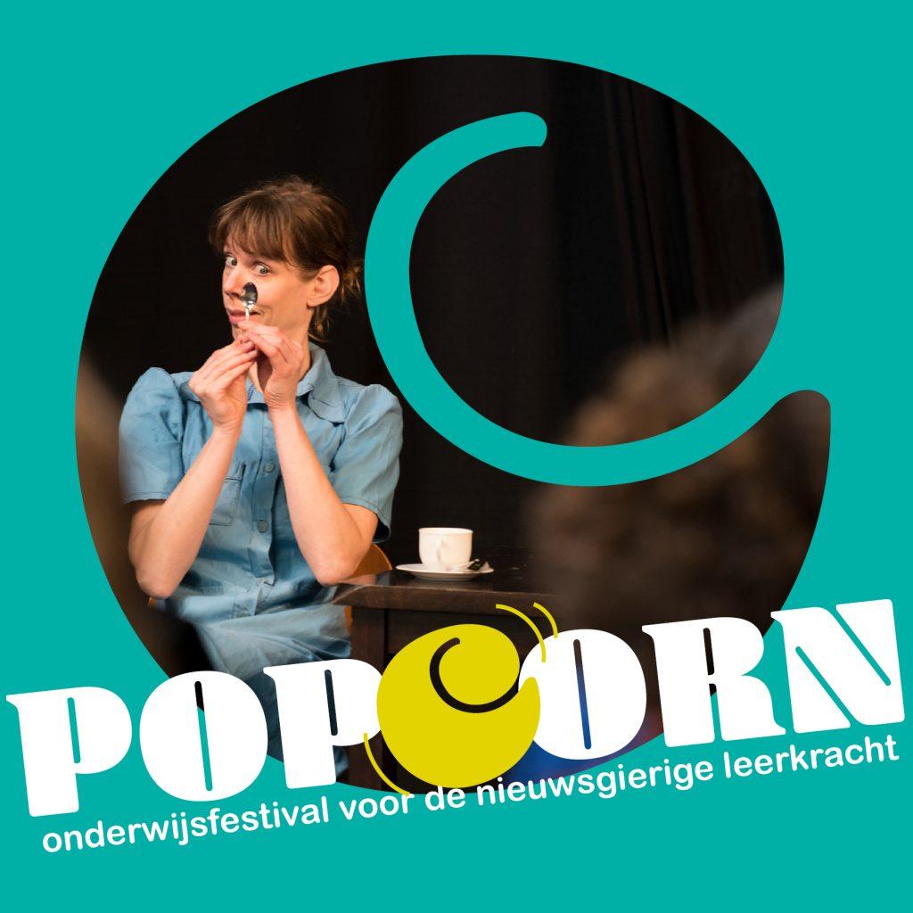 Popcorn: een heel nieuw onderwijsfestival