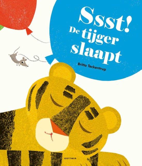 Recensie: Ssst! De tijger slaapt!