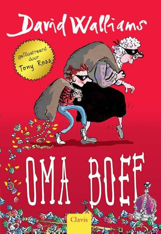 Recensie: Oma Boef