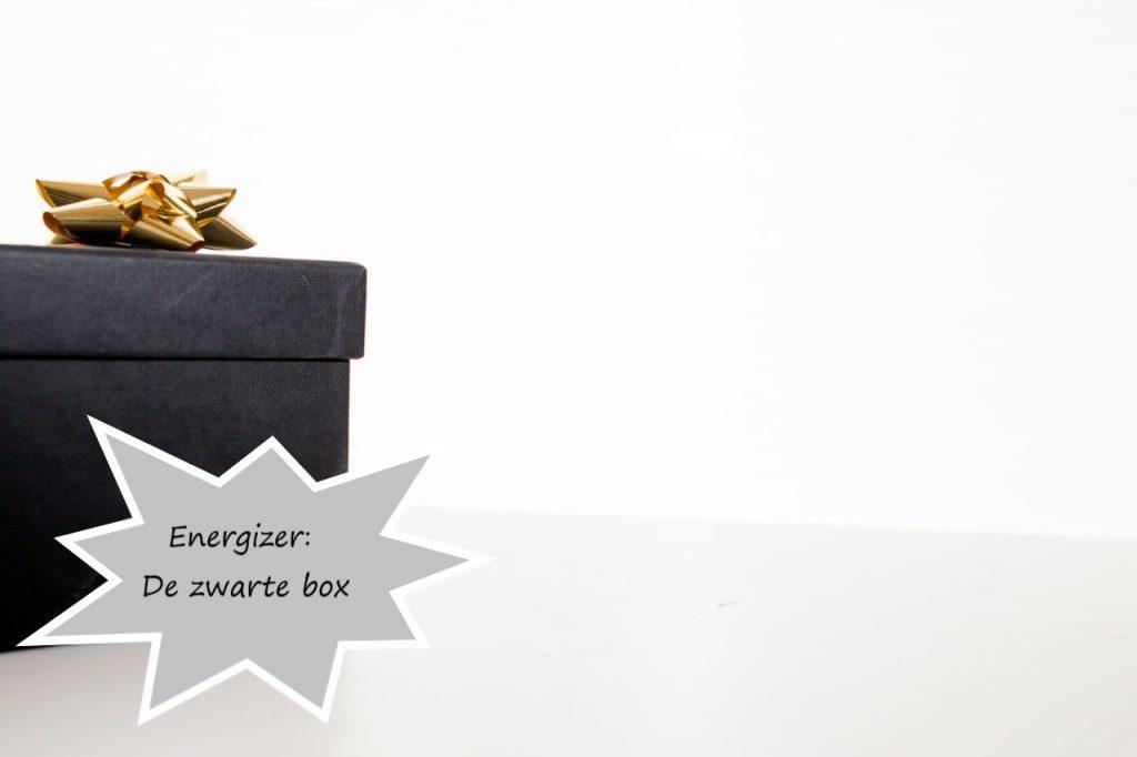 Energizer: De zwarte box