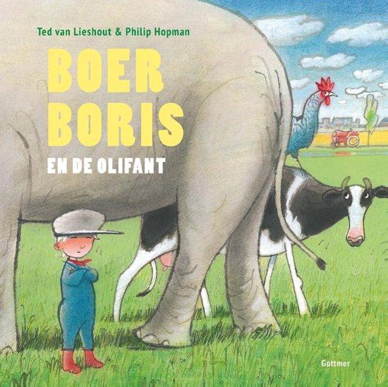Recensie: Boer Boris en de olifant