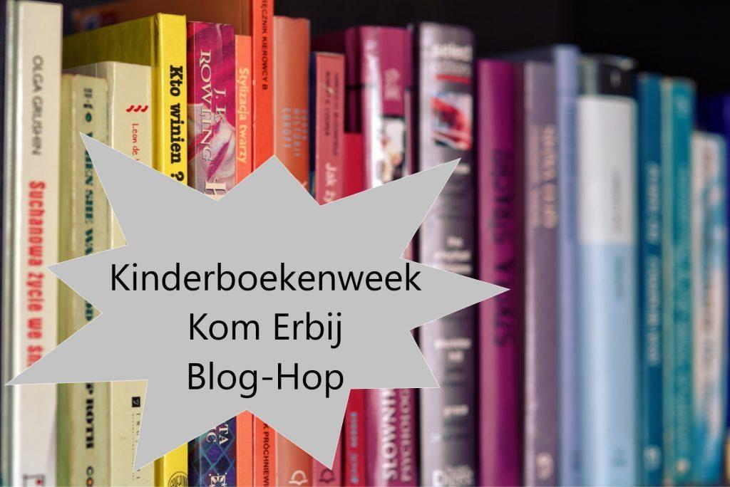 Kinderboekenweek Kom erbij bloghop
