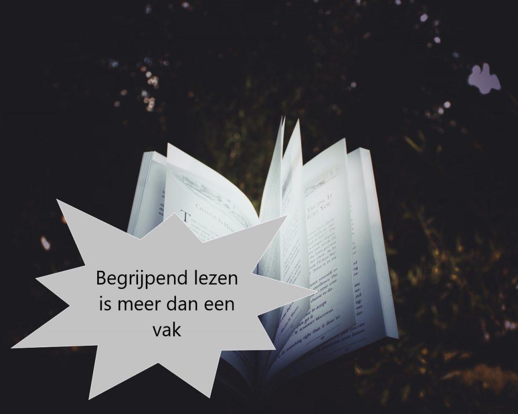 Begrijpend lezen is meer dan een vak