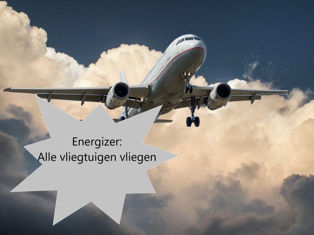 Energizer - Alle vliegtuigen vliegen