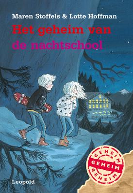Grote Boef leest....... Het geheim van de nachtschool