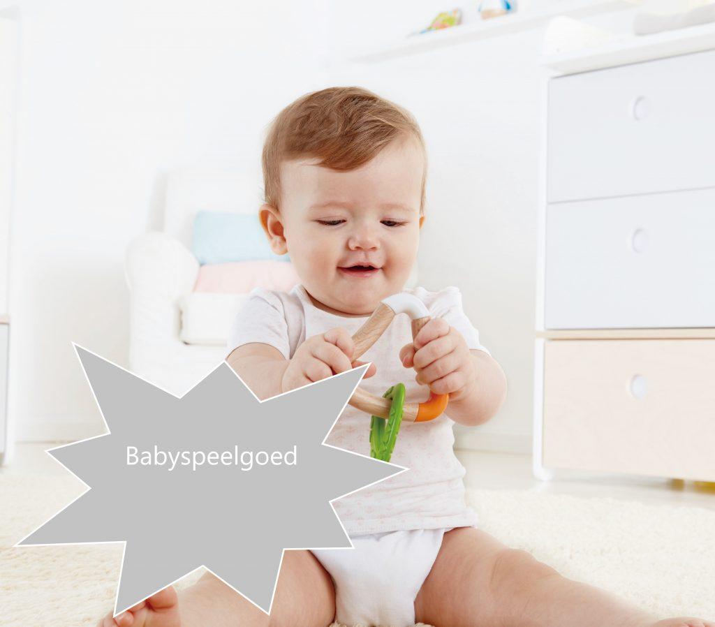 Cadeau-ideeën voor baby's
