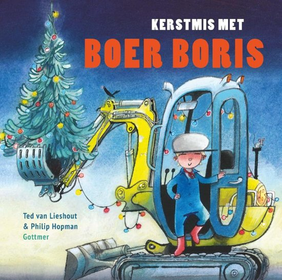 Recensie: Kerstmis met Boer Boris