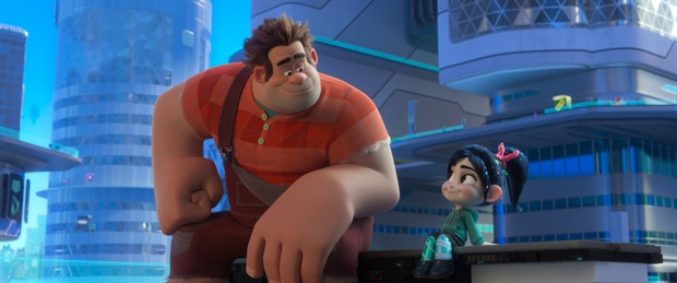 Recensie: Ralph Breaks the Internet