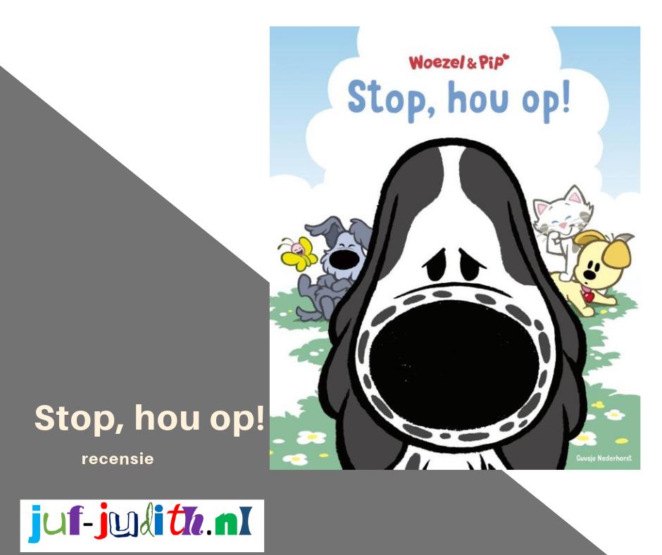Recensie: Woezel en Pip - Stop, hou op!