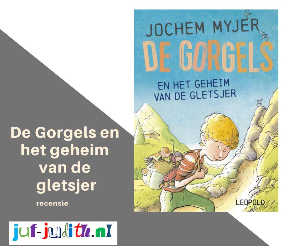 Recensie: De Gorgels en het geheim van de gletsjer