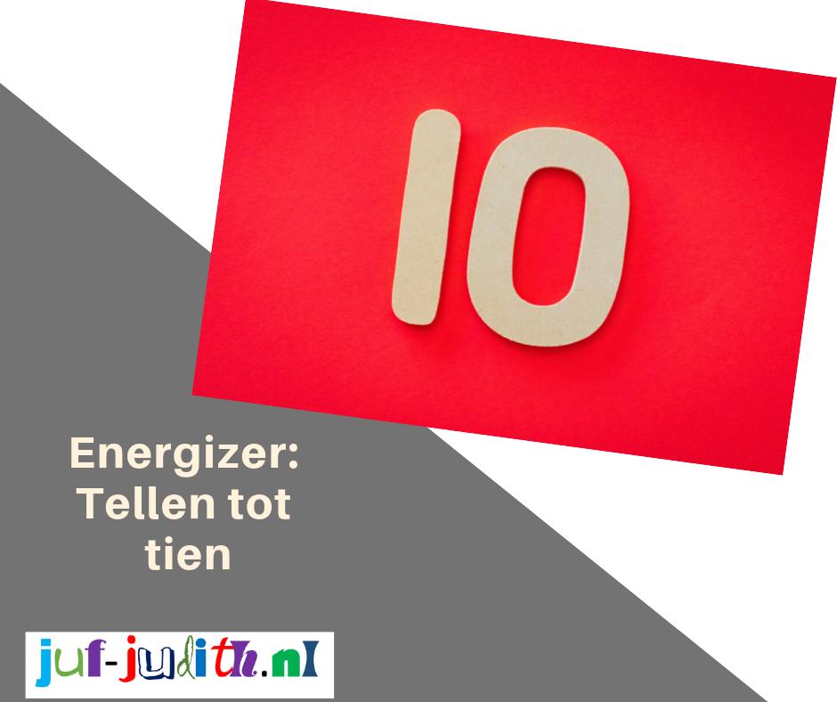 Energizer: Tellen tot tien