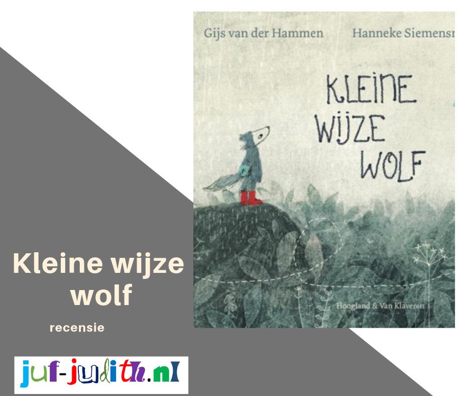 Recensie: Kleine wijze wolf
