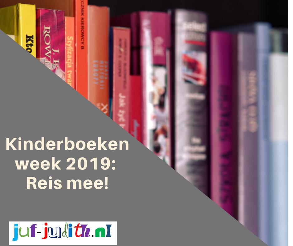 Kinderboekenweek 2019: Reis mee!