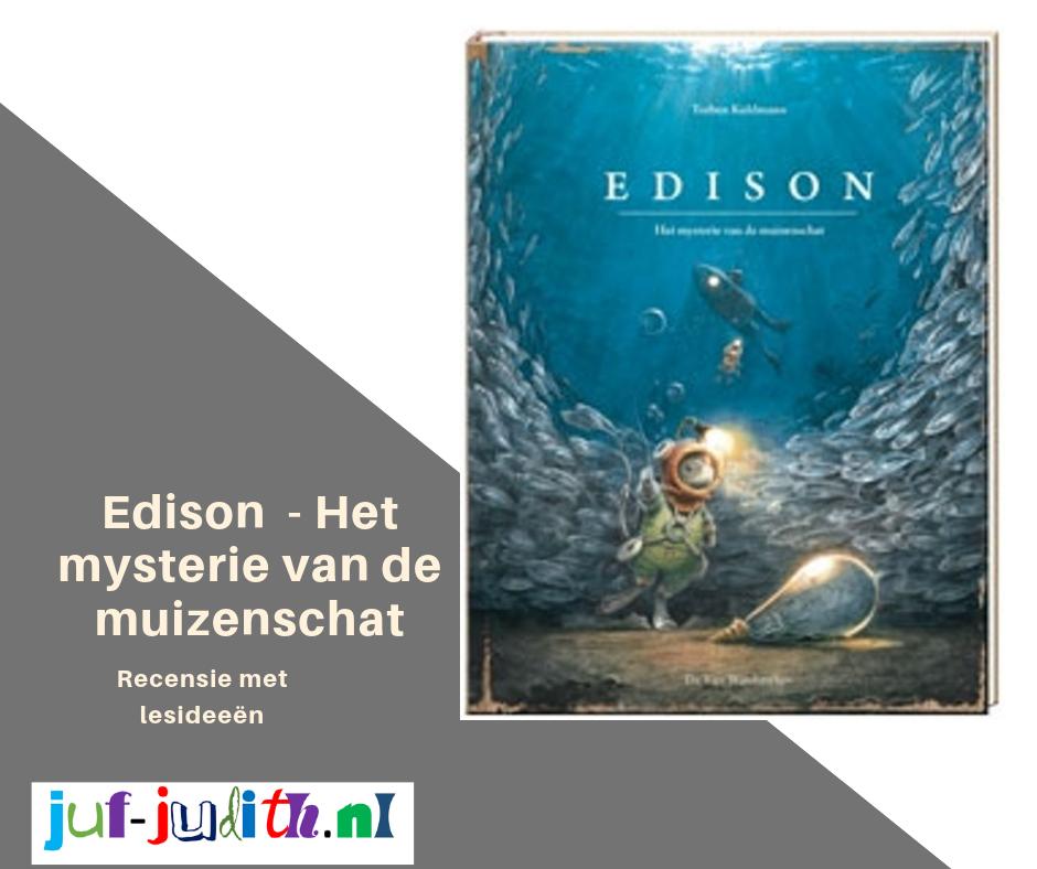 Recensie: Edison - Het mysterie van de muizenschat