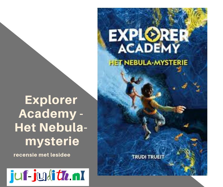Recensie: Explorer Academy - Het Nebula-mysterie