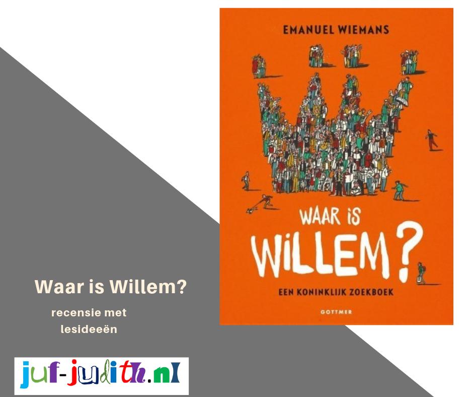 Recensie: Waar is Willem?