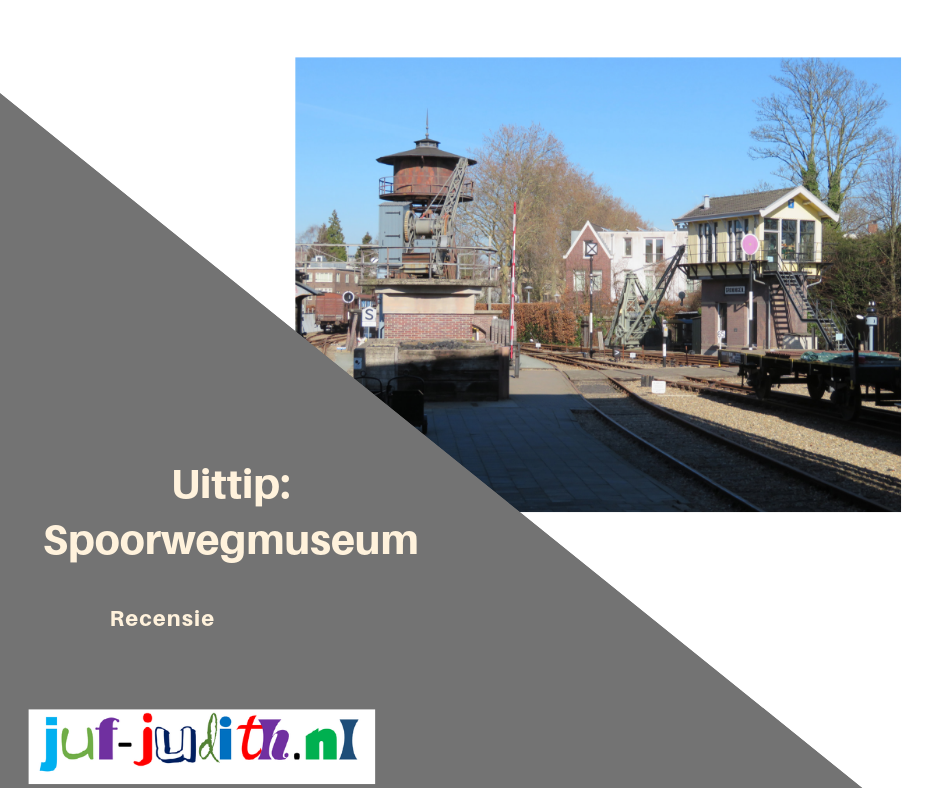 Uittip: Spoorwegmuseum