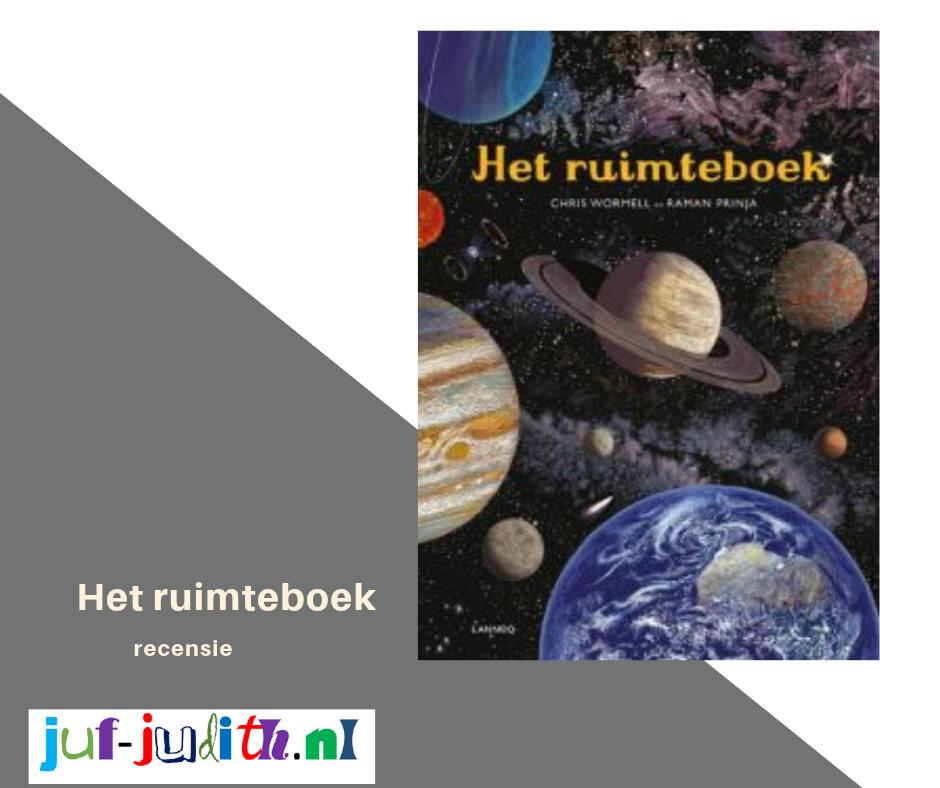 Recensie: Het ruimteboek