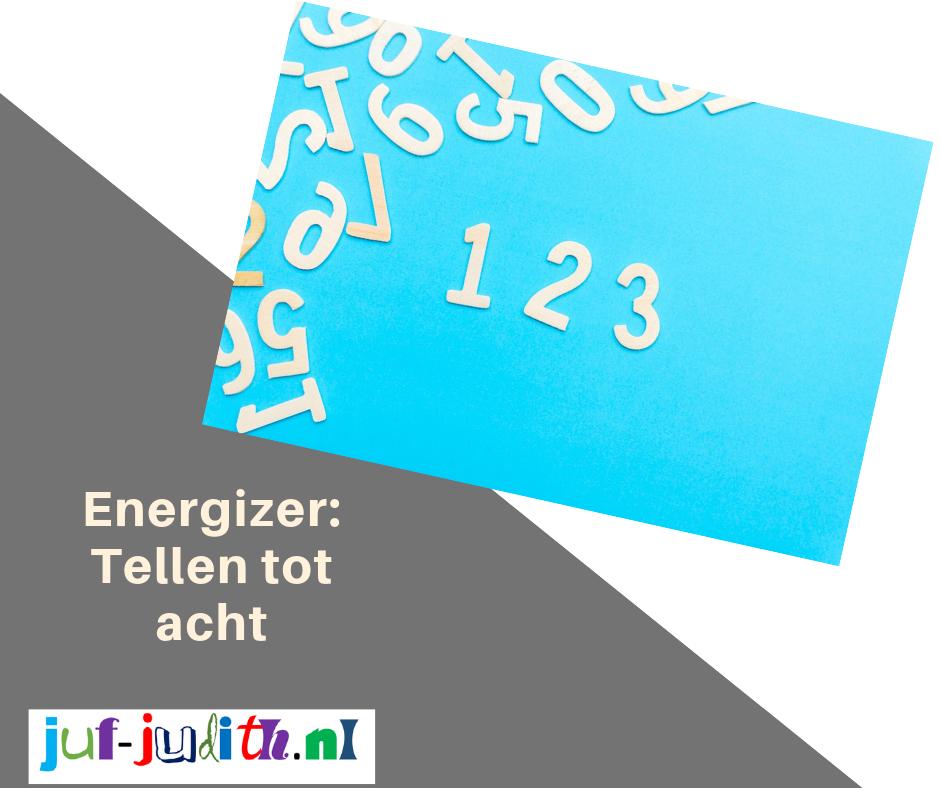 Energizer: Tellen tot acht