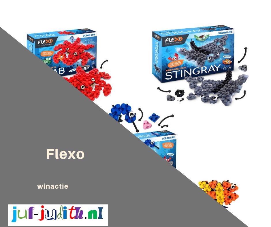 Winactie: Flexo