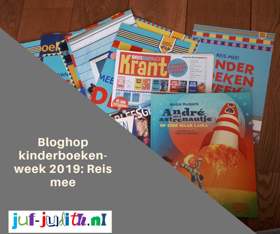 Bloghop: Kinderboekenweek 2019 -Reis mee!