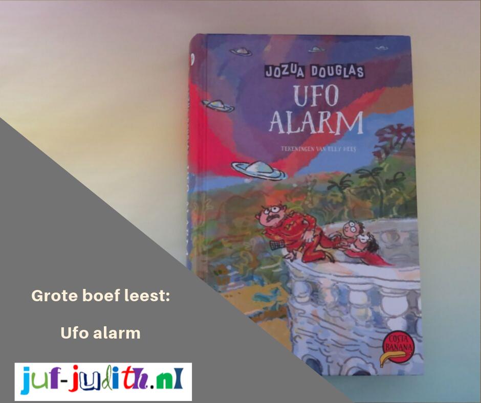 Grote boef leest - Ufo Alarm