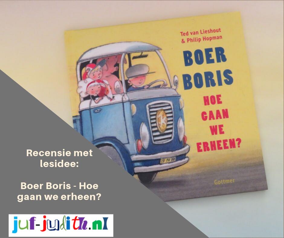 Recensie: Boer Boris - Hoe gaan we erheen?