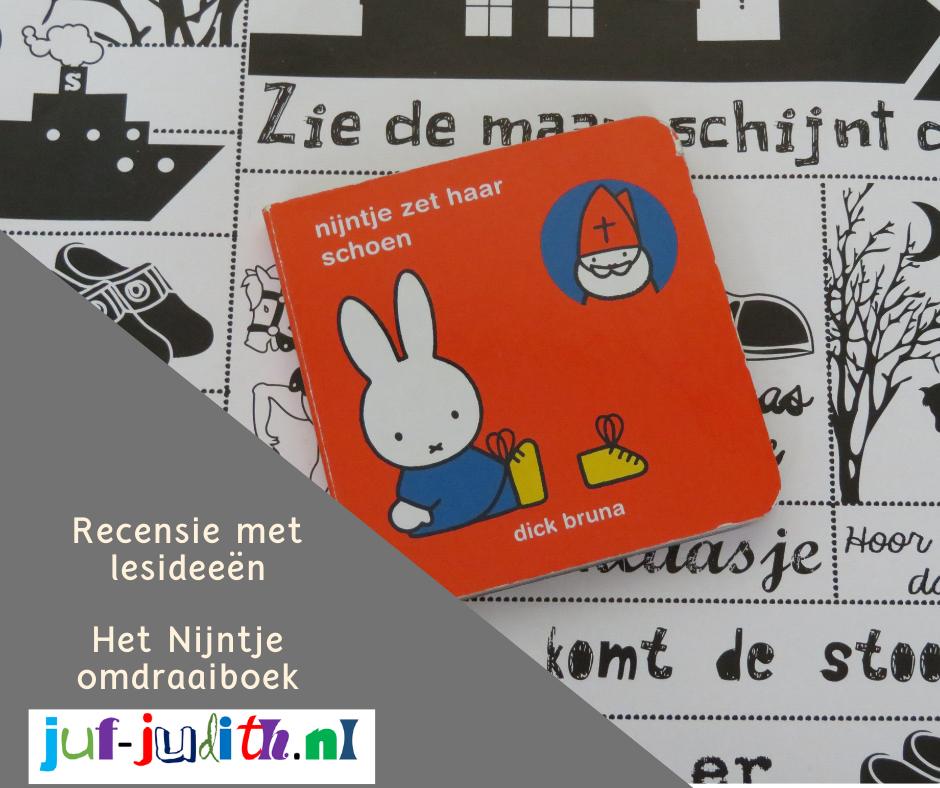 Nijntje Sinterklaas omdraaiboek