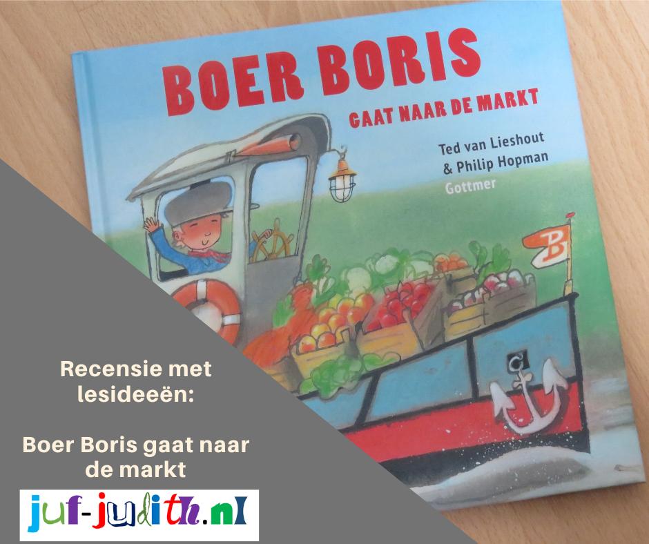 Recensie: Boer Boris gaat naar de markt