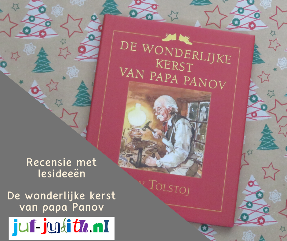 Recensie: De wonderlijke kerst van Papa Panov