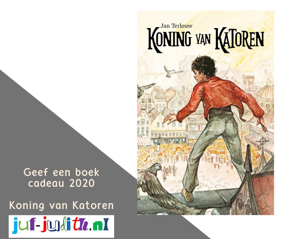 Geef een boek cadeau 2020: Koning van Katoren