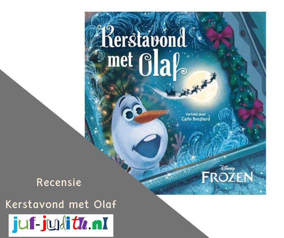 Kerstavond met Olaf - Recensie