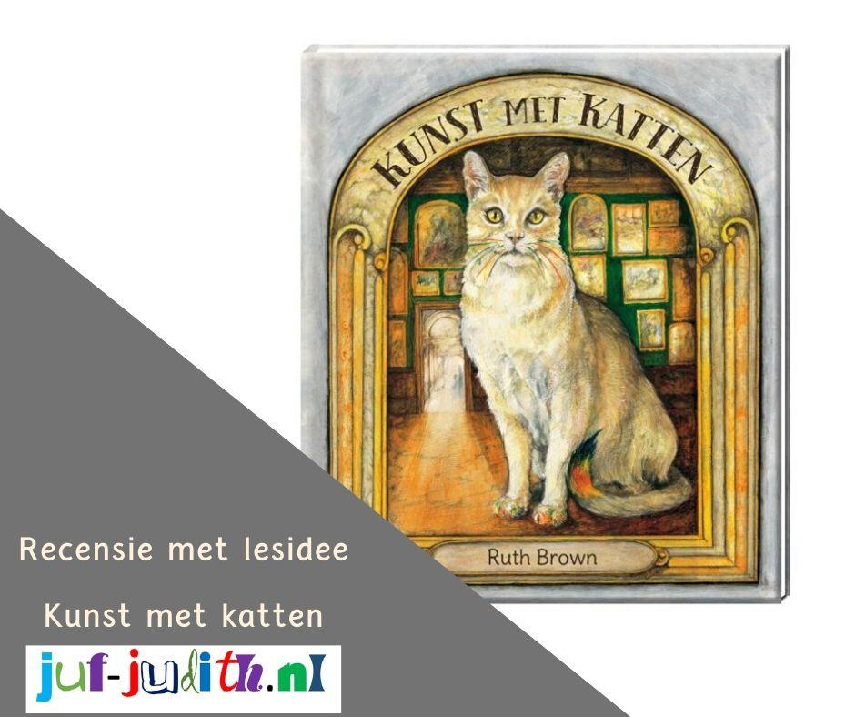 Recensie: Kunst met katten