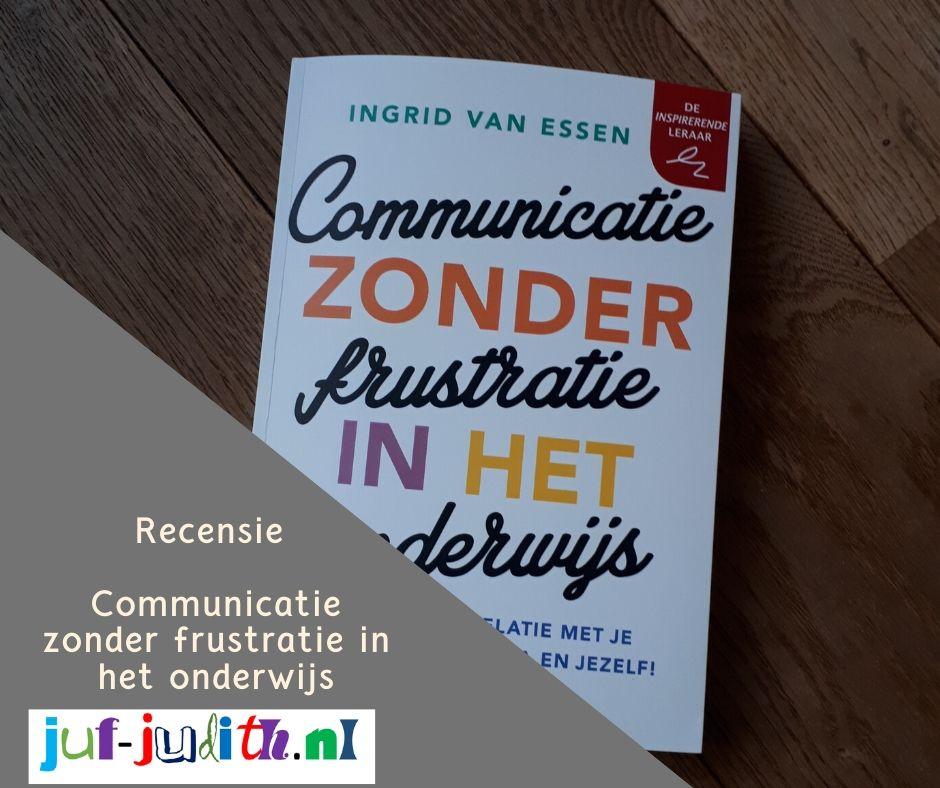 Communicatie zonder frustratie - Recensie