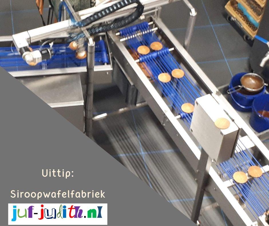 Siroopwafelfabriek - Uittip