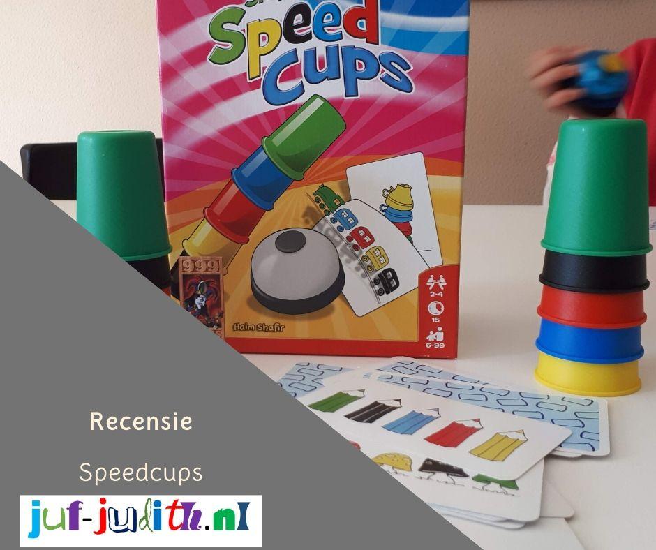 Recensie: Speedcups