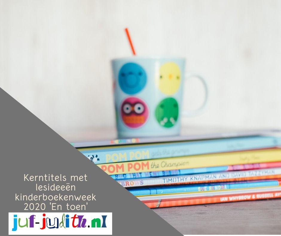 Kerntitels kinderboekenweek 2020