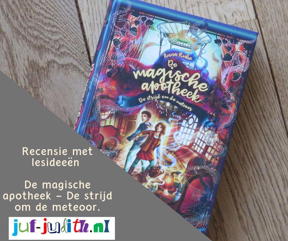 Magische apotheek - De strijd om de meteoor