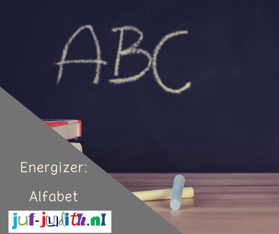 Energizer: Alfabet