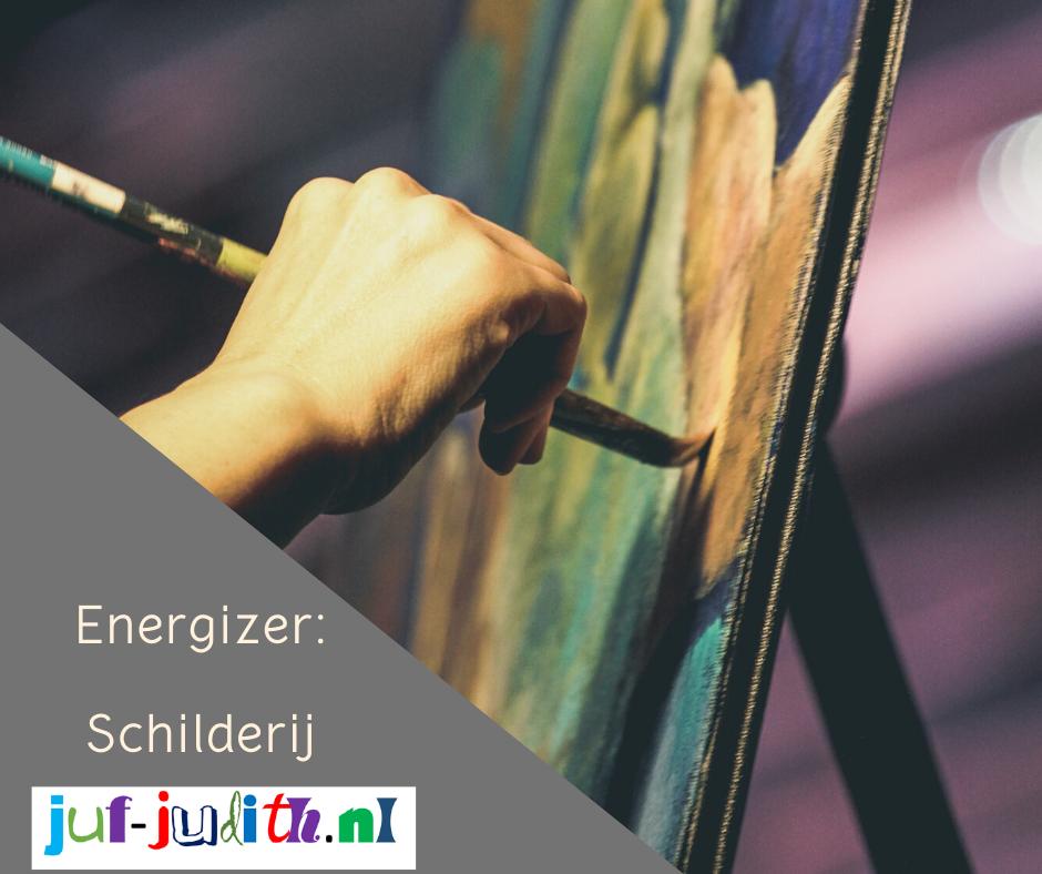 Energizer: Schilderij
