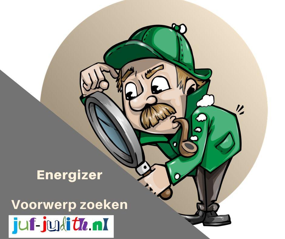 Energizer: Voorwerp zoeken