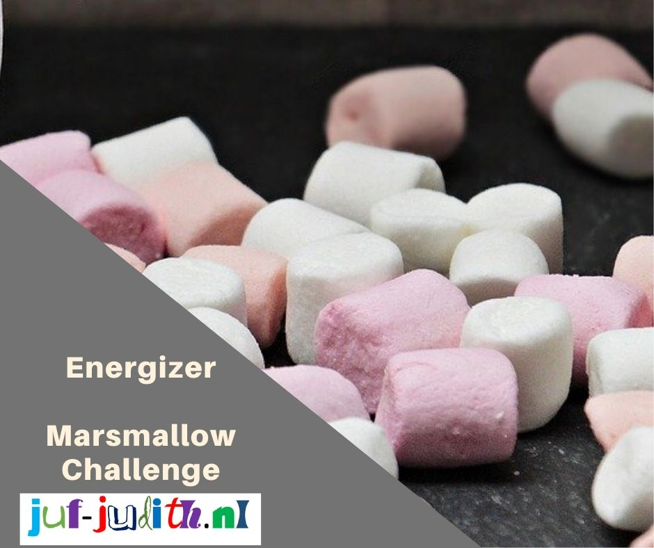 Energizer: Marsmallow Challenge