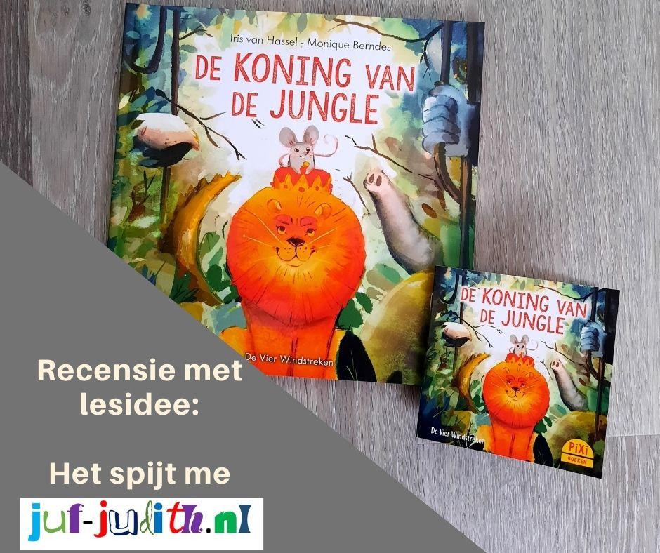 Recensie: De koning van de jungle