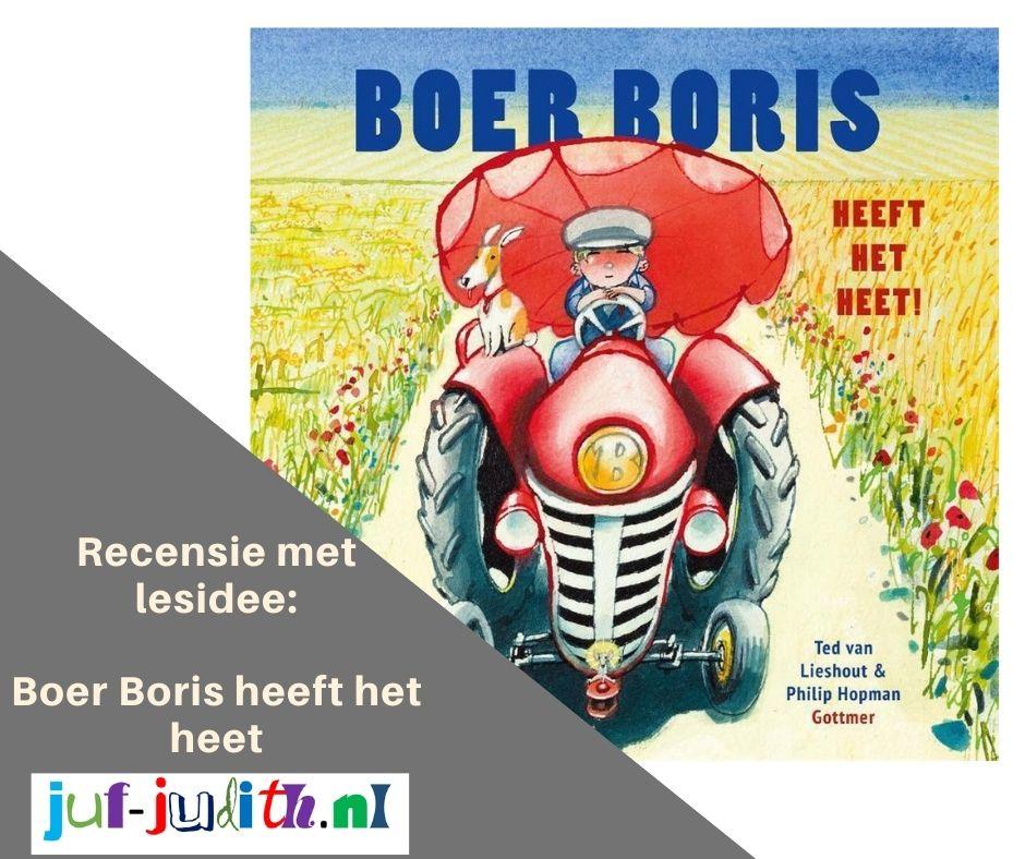 Recensie: Boer Boris heeft het heet